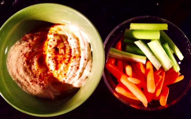 International Hummus Day classic