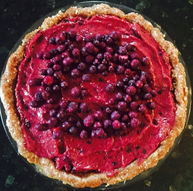 Recipes for National Blueberry Day pie