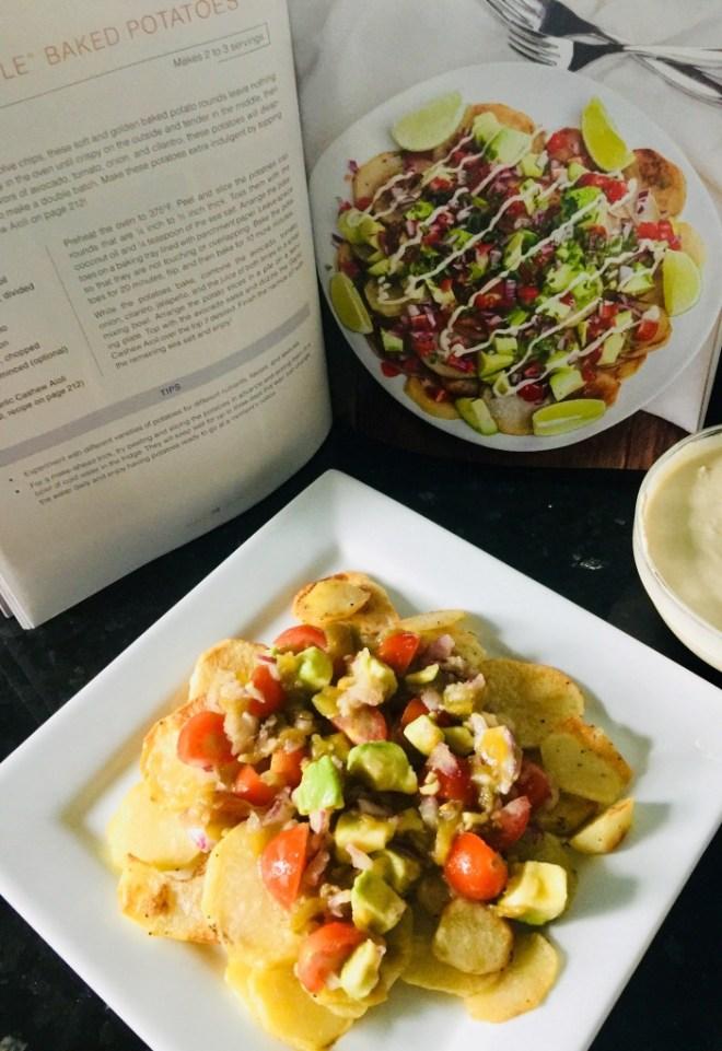 Healthy Potato Recipes nachos