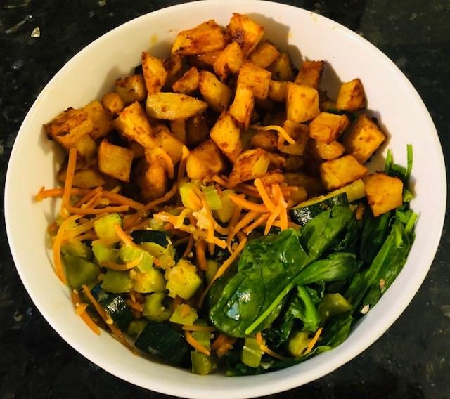 Healthy Potato Recipes roasted
