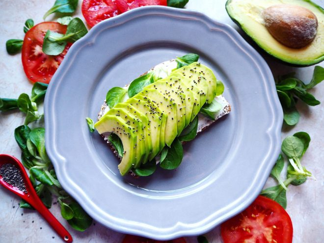 9 Healthy Breakfast Ideas avocado toast
