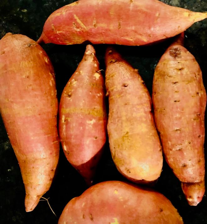Healthiest Root Vegetables sweet potatoes