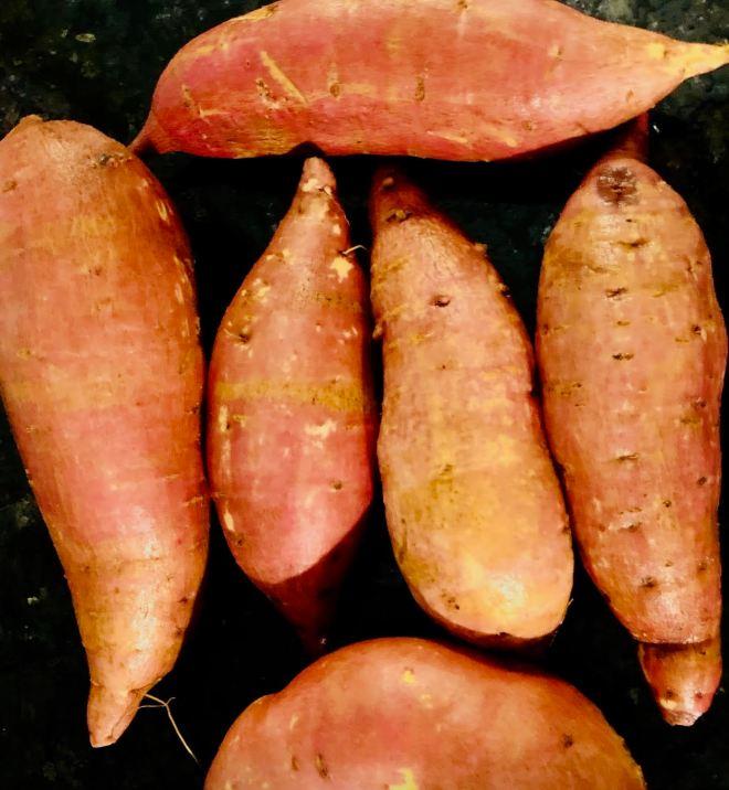 Healthiest Root Vegetables sweet potatoes