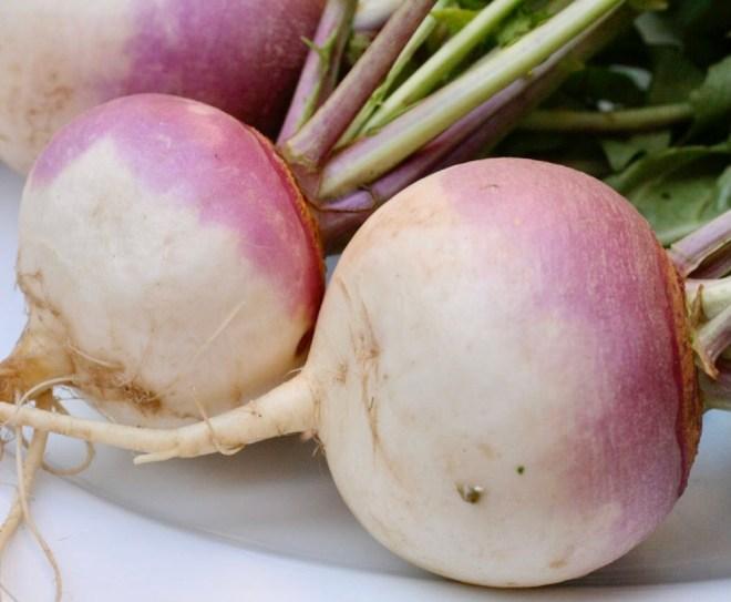 Healthiest Root Vegetables turnip