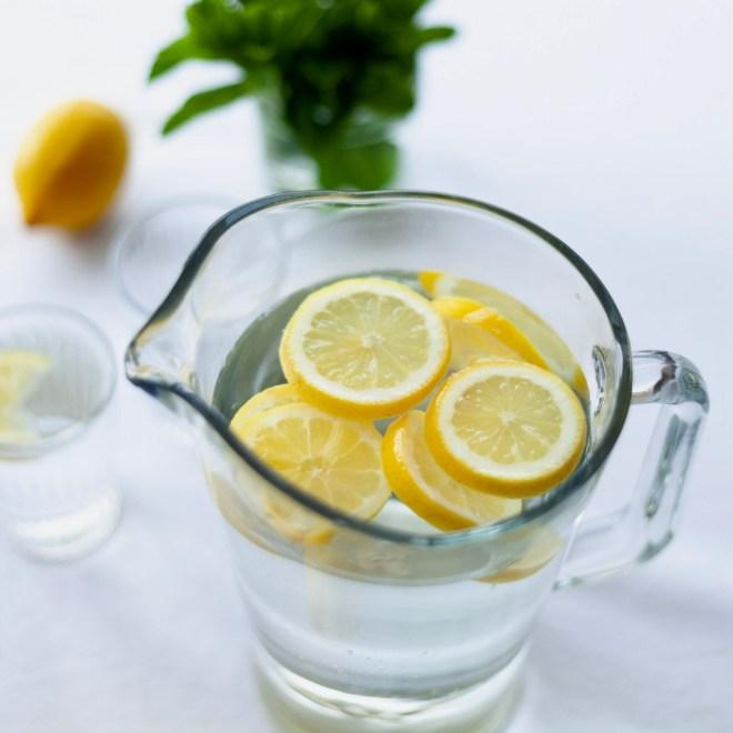 Winter Health Tips water