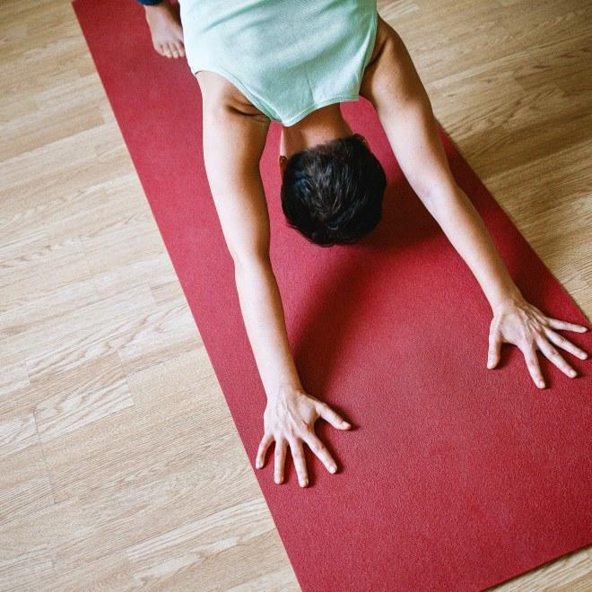Heart Health Tips yoga