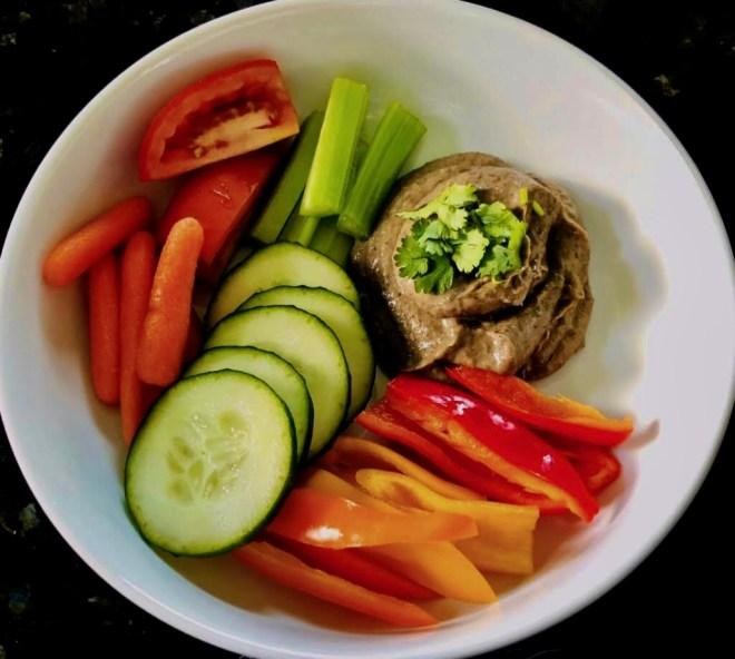Heart Healthy Snacks hummus