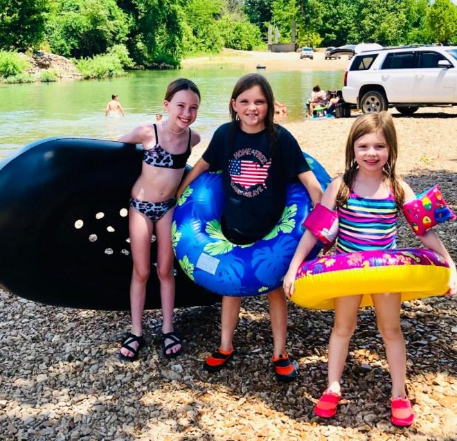 Summer Health Tips river fun