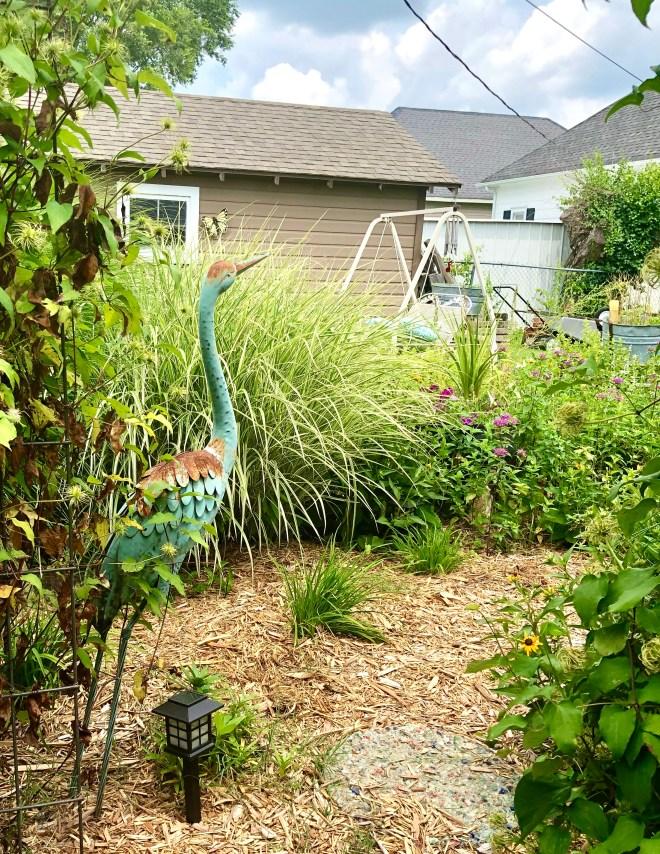 Summer Picnic Vegan Style garden