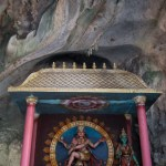 Hindu statues at Batu Caves, Malaysia
