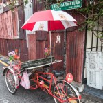 Traditional Transportation, Georgetown, Penang