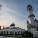 Kapitan Keling Mosque, Georgetown, Penang
