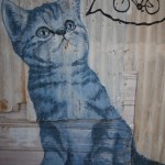 101 Lost Kittens project, street art in Penang