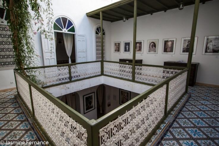 Inside Maison de la Photographie