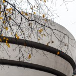 The Guggenheim, New York, in Autumn