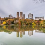 Central Park, New York, in Autumn