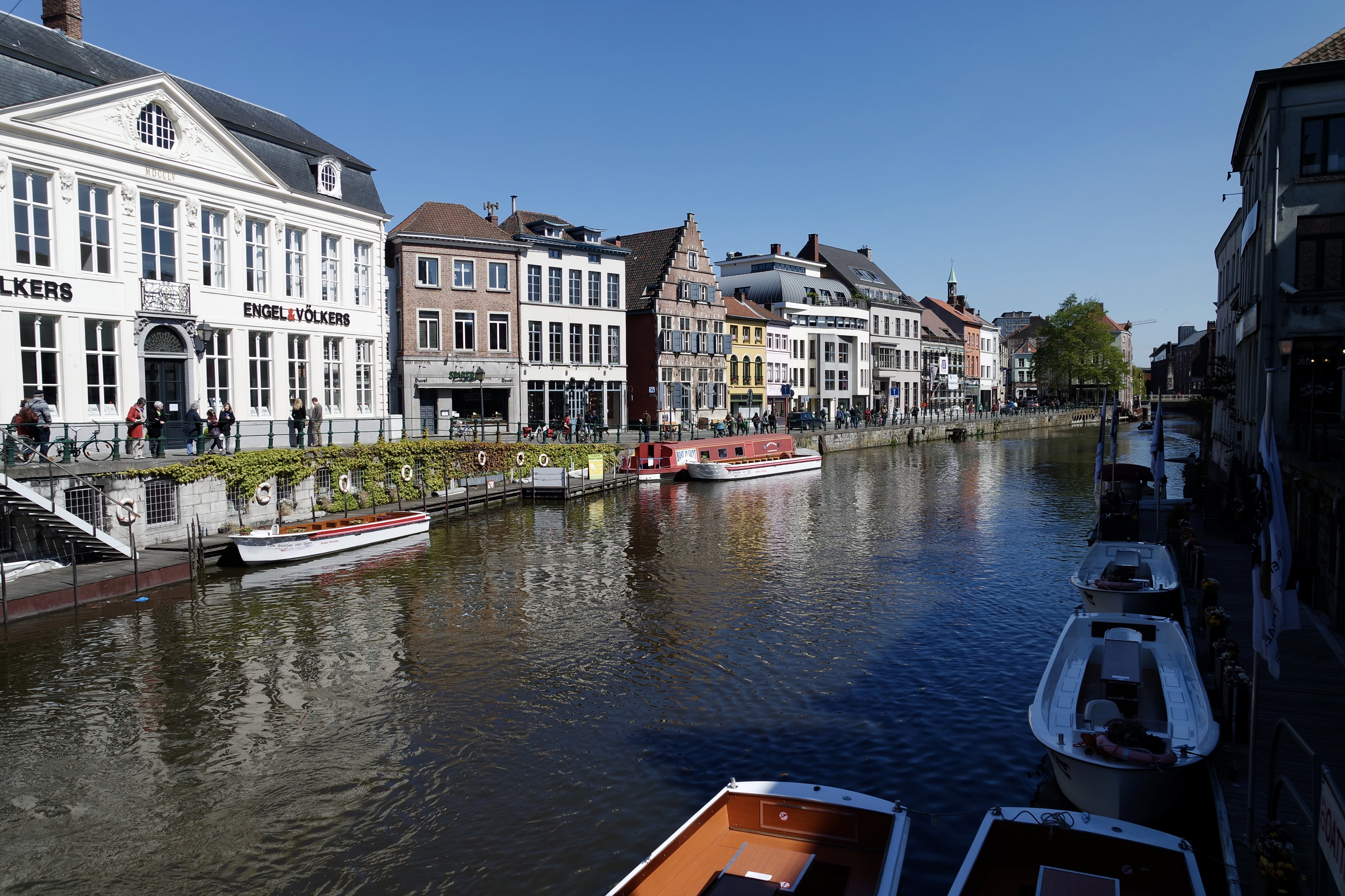 A Day in Ghent, Belgium