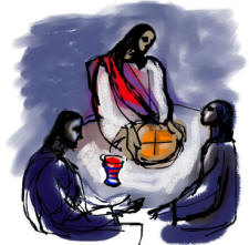 The Road to Emmaus.