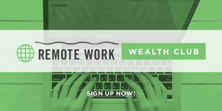 Remote Work Wealth Club