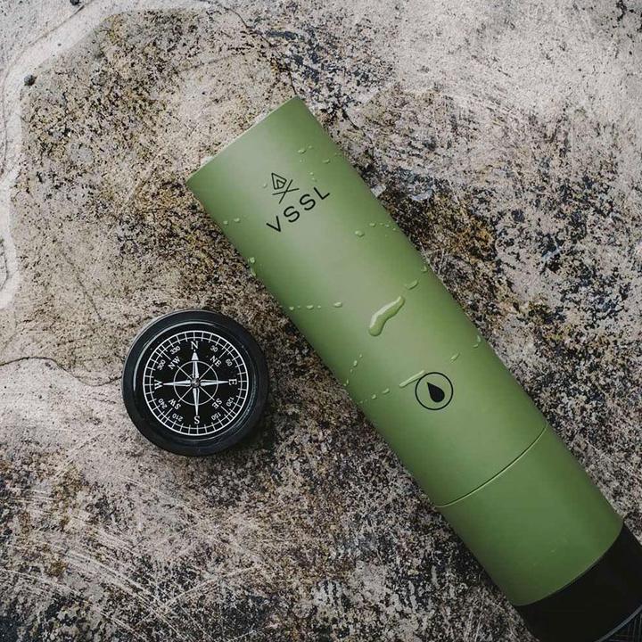 flask flashlight