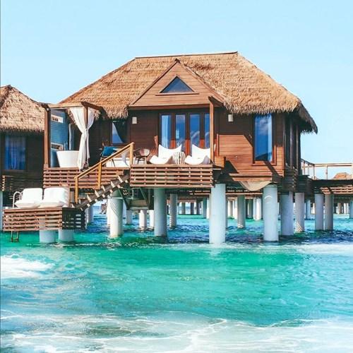 sandals royal caribbean bungalow