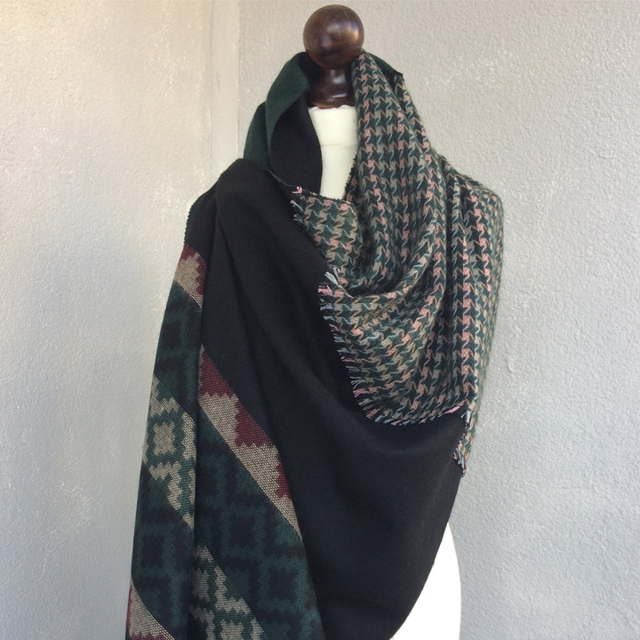Blanket Wrap Scarf