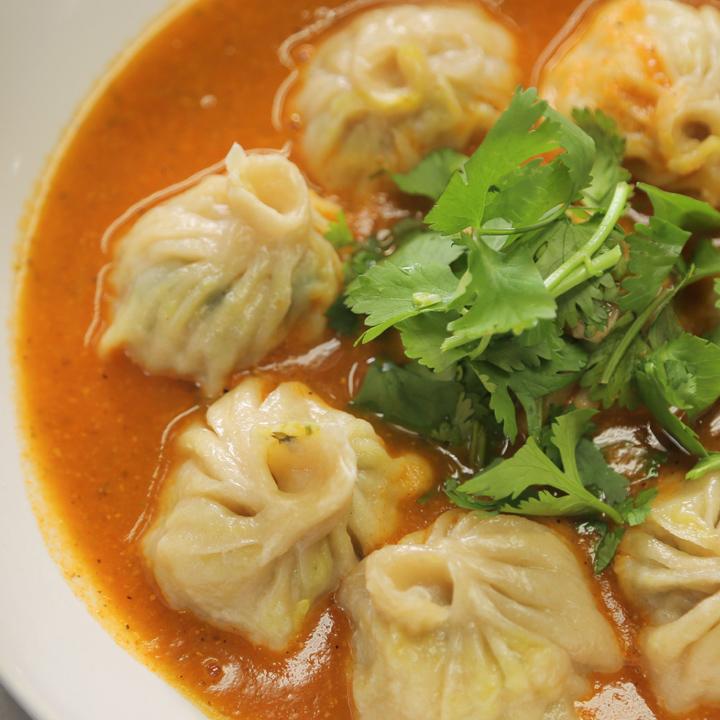 Nepal street food