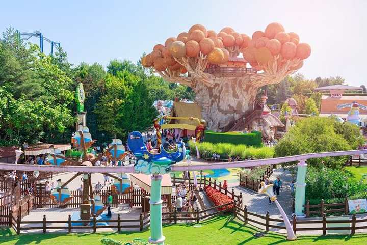 Amusement Parks From Around The World