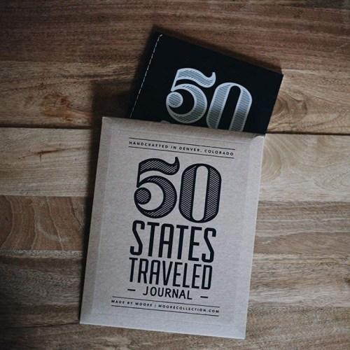 travel states book