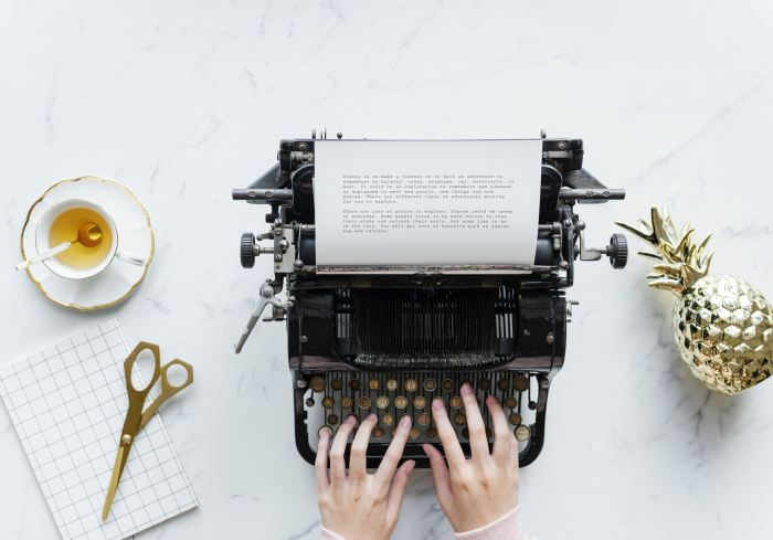 the first sentence of your journalism CV really matters