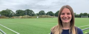 A Day In The Life Of… Chloe Pizzey, Press and Communications Officer at Chalton Athletic Community Trust