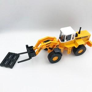 Vrachtwagenheftruck