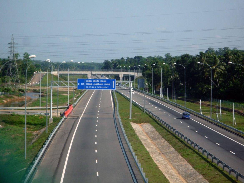 Sri Lanka – Southern Expressway (E01)