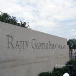 Rajiv Gandhi : A Hero's end