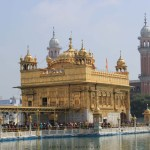 Golden temple – Amristar