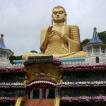 Sri Lanka – The Golden Temple of Dambulla