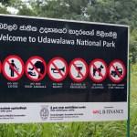 Sri Lanka Udawalawe National Park