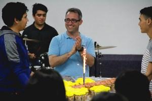 Pastor Raúl Nelli