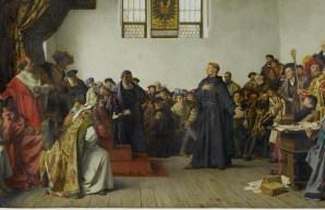 Lutero en la Dieta de Worms, por Anton von Werner