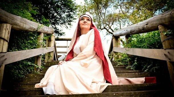 Irmã Inez - A freira do RAP