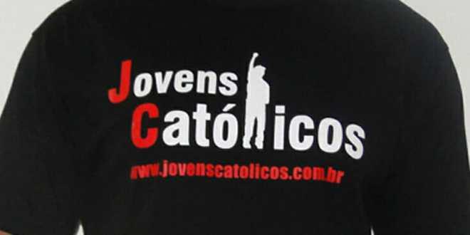 Camisa do Jovens Católicos