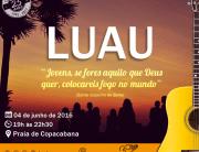 Luau da Canção Nova Rio - Evento Católico