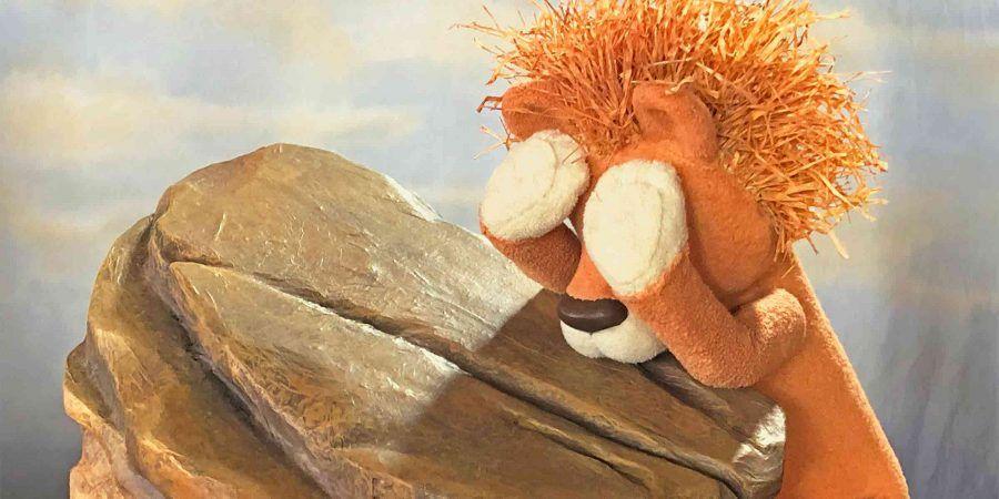 """Crítiques: """"Les aventures del lleó vergonyós"""" de El Pot Petit"""