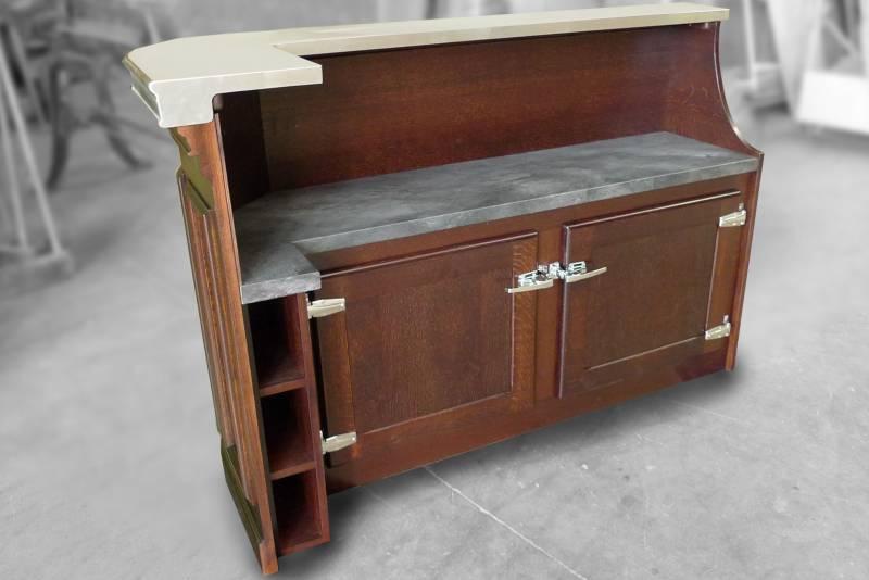 meuble bar pour un petit salon