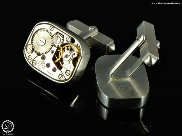 Decimononic - Air Privateer cufflinks