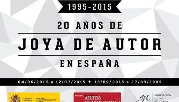"5f2a64dd0815 Catálogo exposición  ""20 años de Joya de Autor en España"""