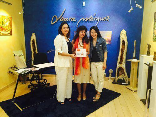 Galeria Laura Marquez - Chinese Friendly