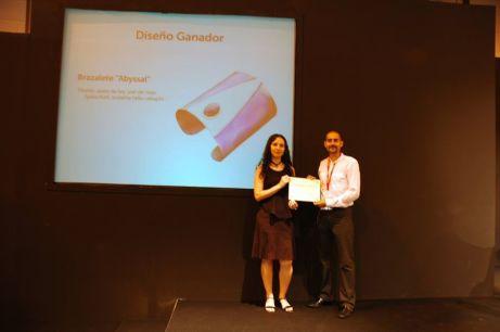 Entrega de Premios Concurso de Diseño de Joya de Autor AJA 2015 - Decimononic