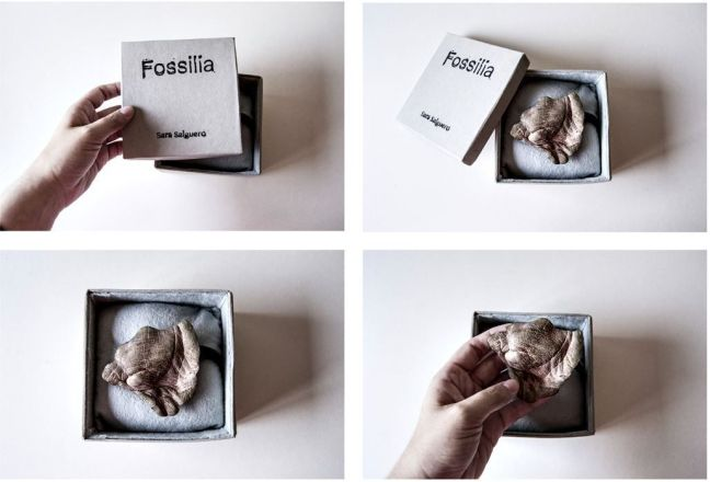 Colección Fossilia por Sara Salguero
