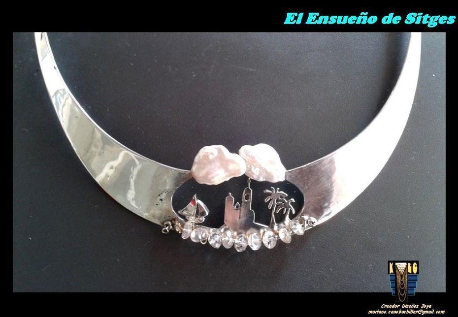 Mariano Cano - Kano Diseños Joya - El Ensueño de Sitges